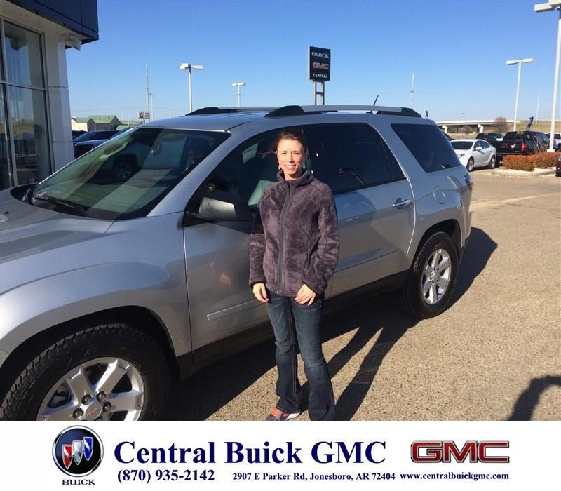 Congratulations To Tytti Brannon On Your Gmc Acadia Purchase