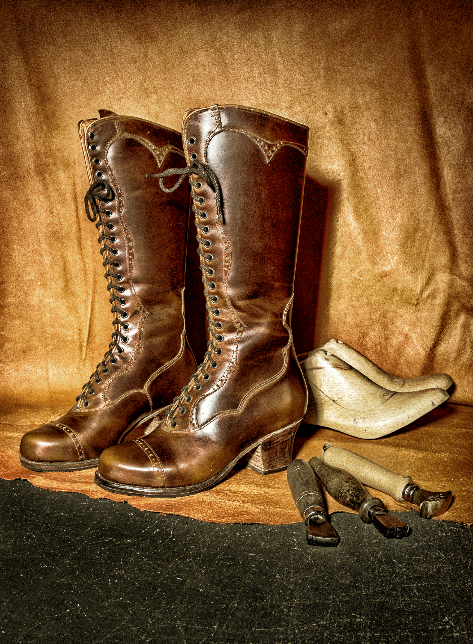 1919 repro boots by Mittajalkine