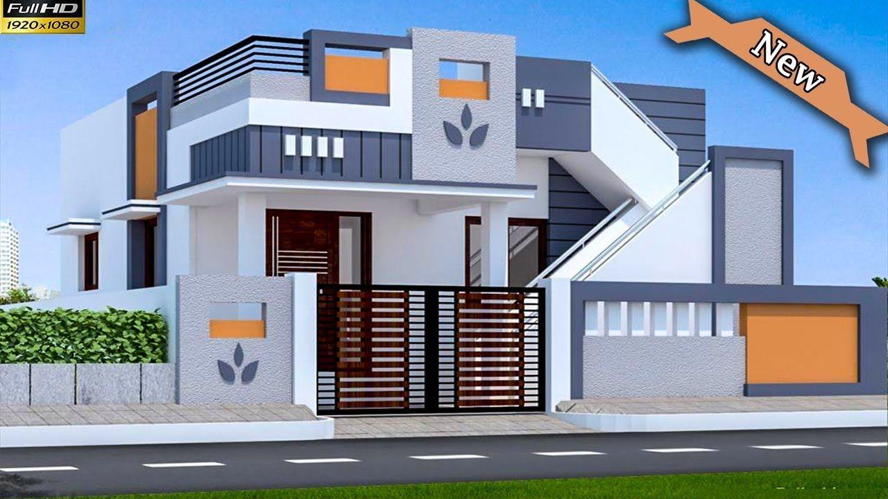 933d8418d33d24ac157d3a446c05fa6c - Get Small House Single Floor Normal House Front Elevation Designs Images
