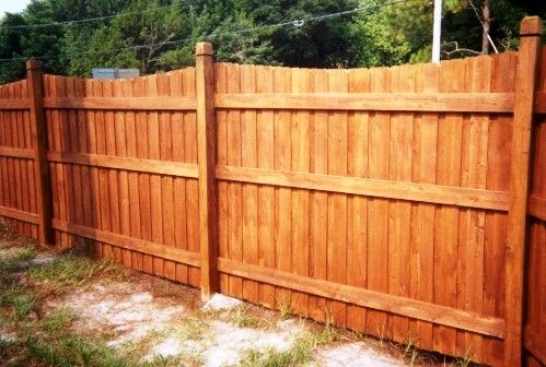North Texas Fence Builders Picket Layouts Fence Fence Builders Fence Design