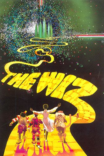 The Wiz Peak | Film Poster Art in 2019 | The wiz, Bob peak