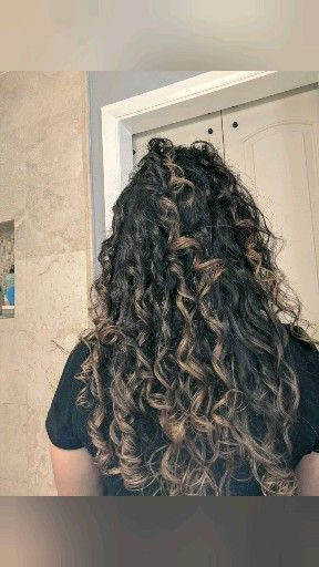 Curly Girl Method 2c 3a Routine Wash Day  My full wash day routine for 2c 3a curls using Evolvh  curly girl method routine  natural cur