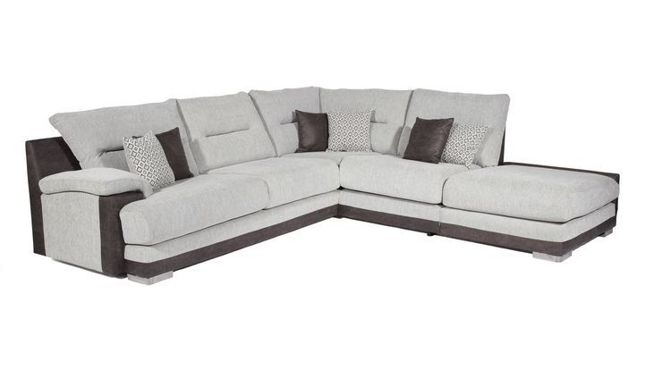 Macie RHF Corner Chaise Group Standard Back  sc 1 st  Pinterest : corner chaise sofa - Sectionals, Sofas & Couches