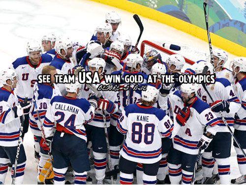 USA Hockey!!