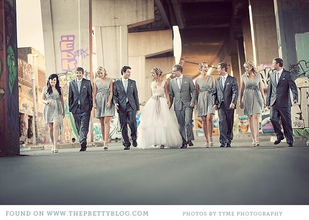 Michelle & Gavin {City Meets Country}