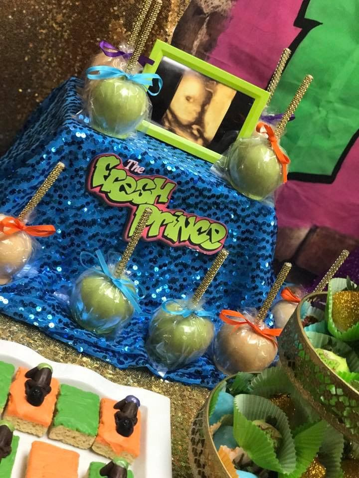 Pin By Natalie Pearley On Fresh Prince Baby Shower Prince Baby