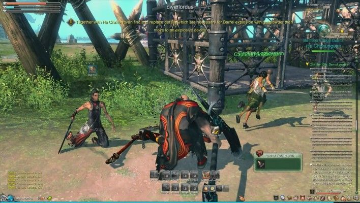 blade and soul free to play