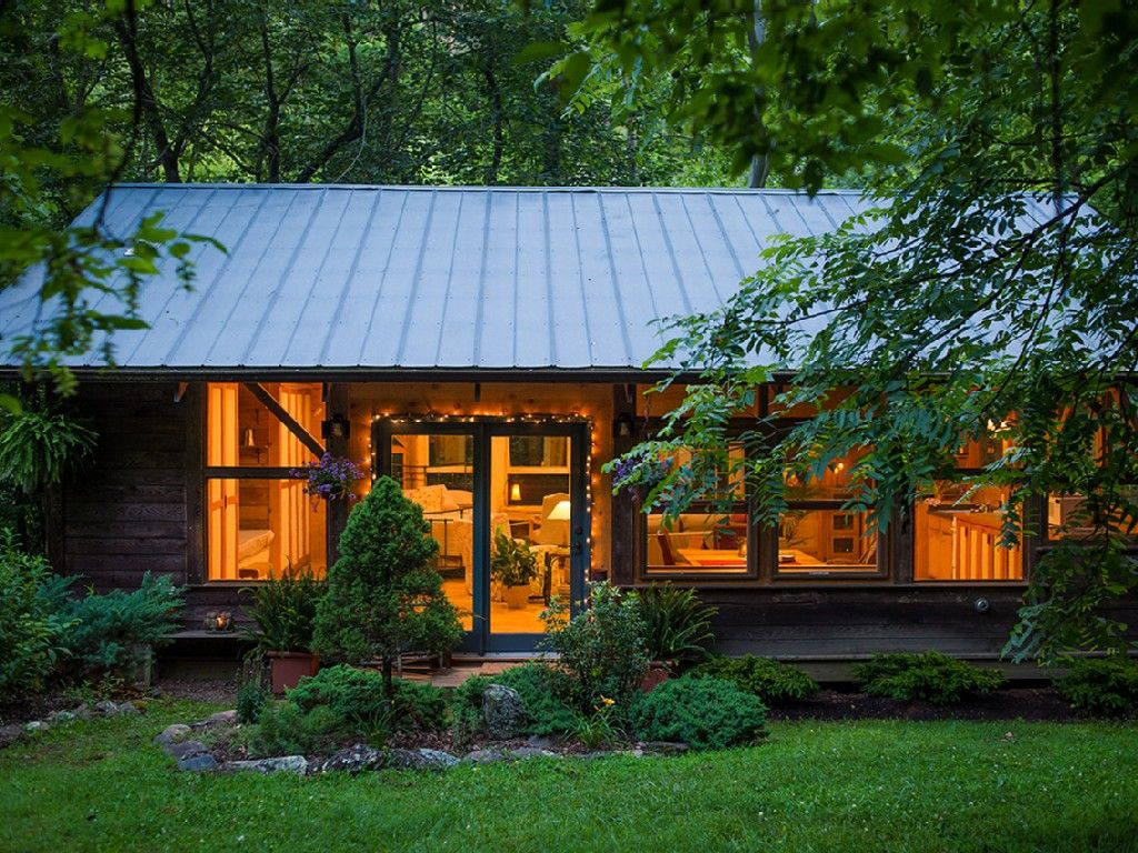 Asheville Vacation Rental   VRBO 467351   1 BR Smoky Mountains Cabin In NC,  Luxurious,Magical,Serene,Modern,Organic,Cira 1895 | Travel Dreams |  Pinterest ...