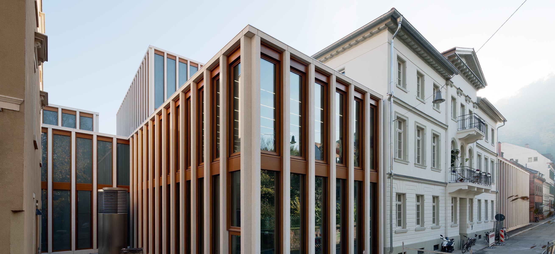 Architekten Heidelberg theater und philharmonisches orchester heidelberg waechter