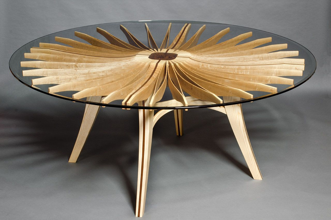Corona Dining Table With Images Glass Round Dining Table Coffee Table Coffee Table Wood