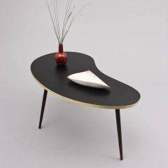 Nierentisch Im Stil Der 50er Jahre Jinks Furniture Pinterest