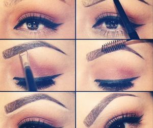 Another fab eyebrow how to.