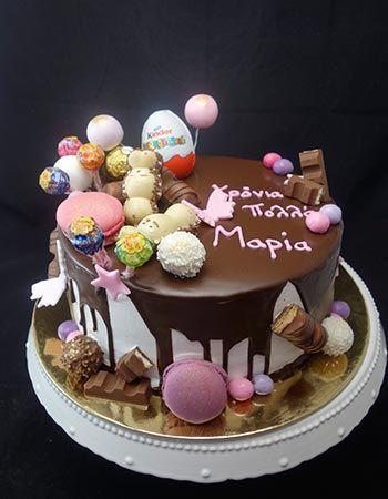 Photo of Drip Cake- Der Dekoration sind keinerlei Grenzen gesetzt