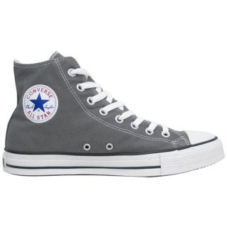 Baskets montantes Converse grises en réduction sur Allez