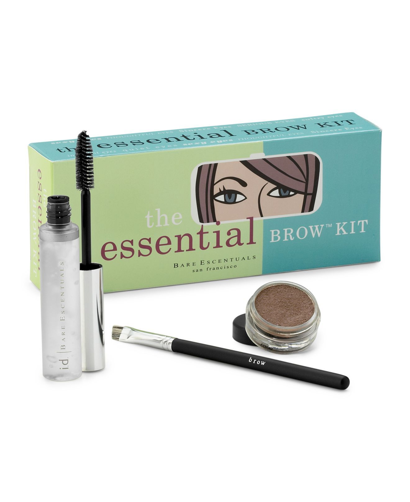 Bare Escentuals Bareminerals Brow Kit Makeup Beauty Macys