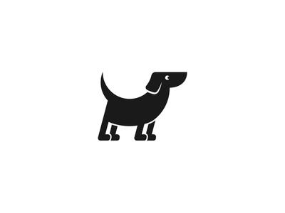 Unused Dog Mark | Logos and Pictogram