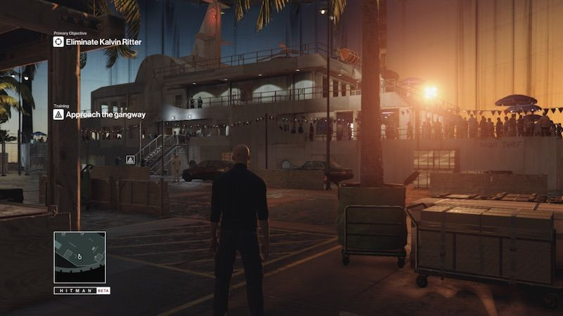 Hitman Beta Has Good Gameplay But Poor Performance August 2020 Hitman Gameplay Luxury Yachts
