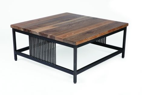 4040-18 leop | The Old Wood Co.  coffee table for the keeping room...LOVE