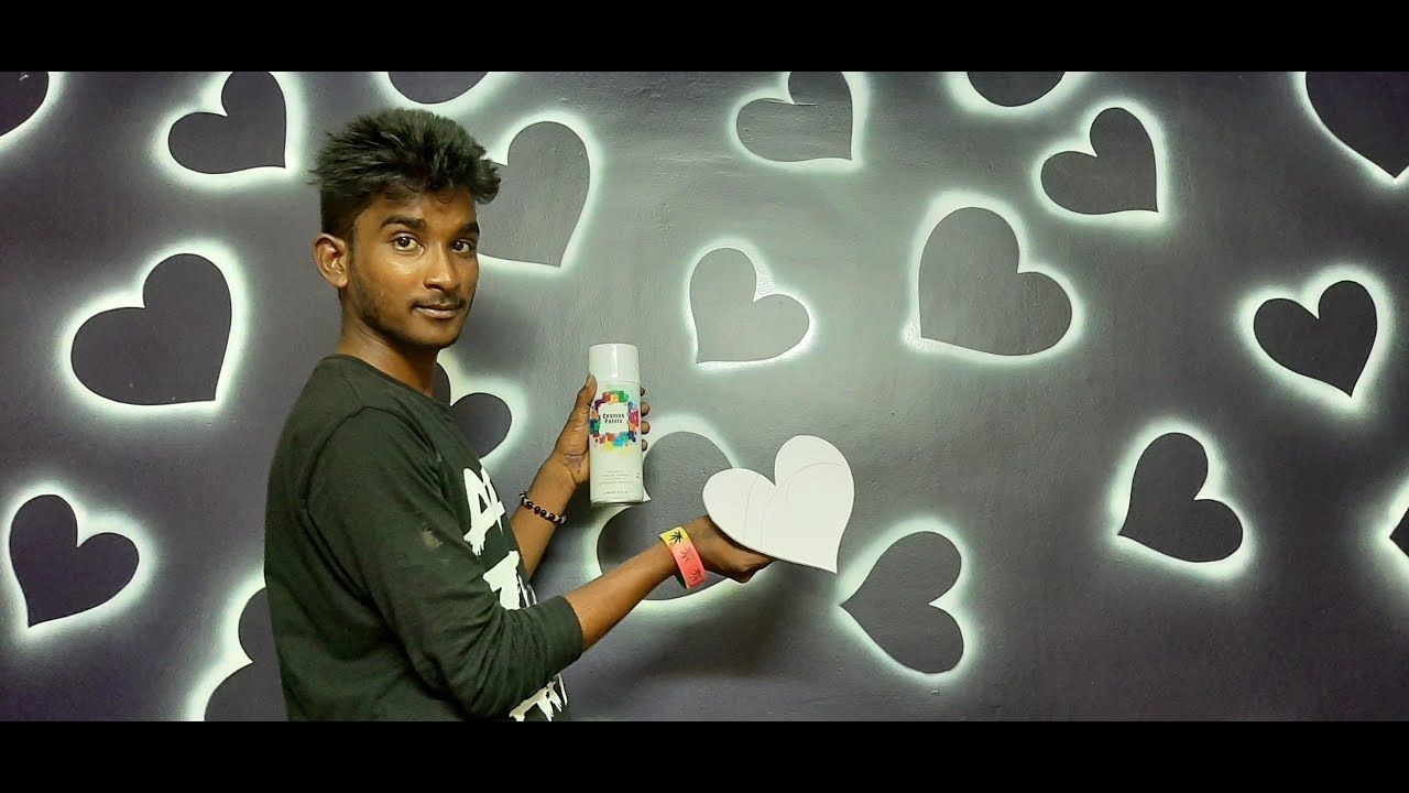 Easy Creative Diy Wall Art Ideas And Techniques With Spray