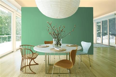 Saved Color Selections Dining Room Benjamin Moore