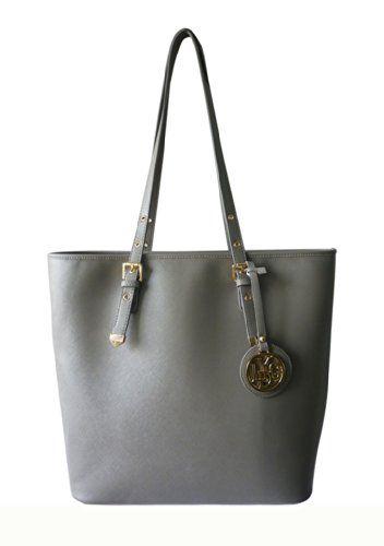 255df5070fb1 ... women s clothing   accessories online. LYDC Sophie Tote Bag Grey Unique  Handbags