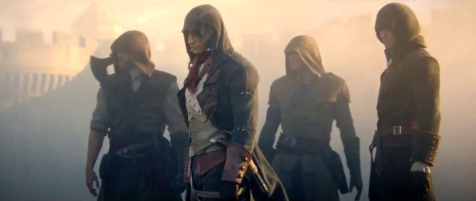 Assassin S Creed Unity Cinematic Trailer Assassins Creed Unity