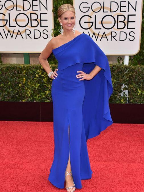 Nancy O' Azul Un PlateadasOne Vestido Dell Con Sandalias Klein Y 8mNwn0v
