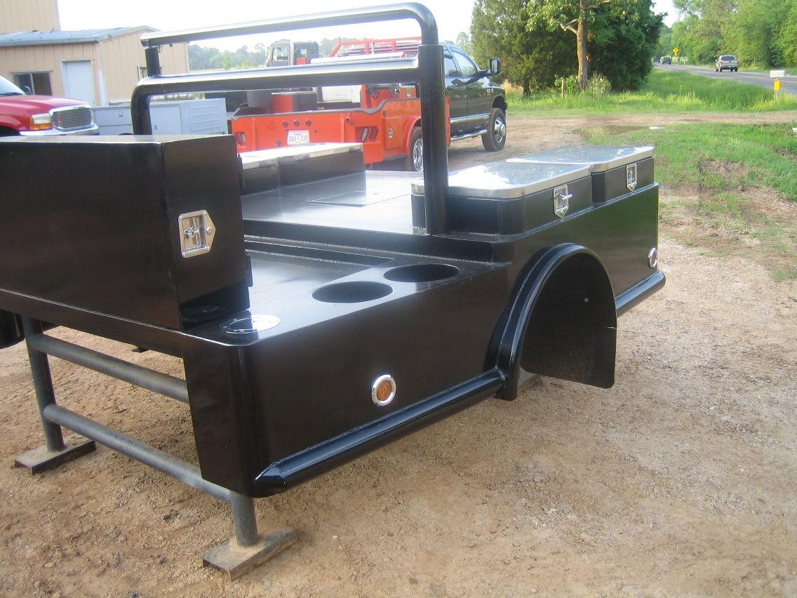 Pipeline Welding Truck Beds Welding Bed Welding beds