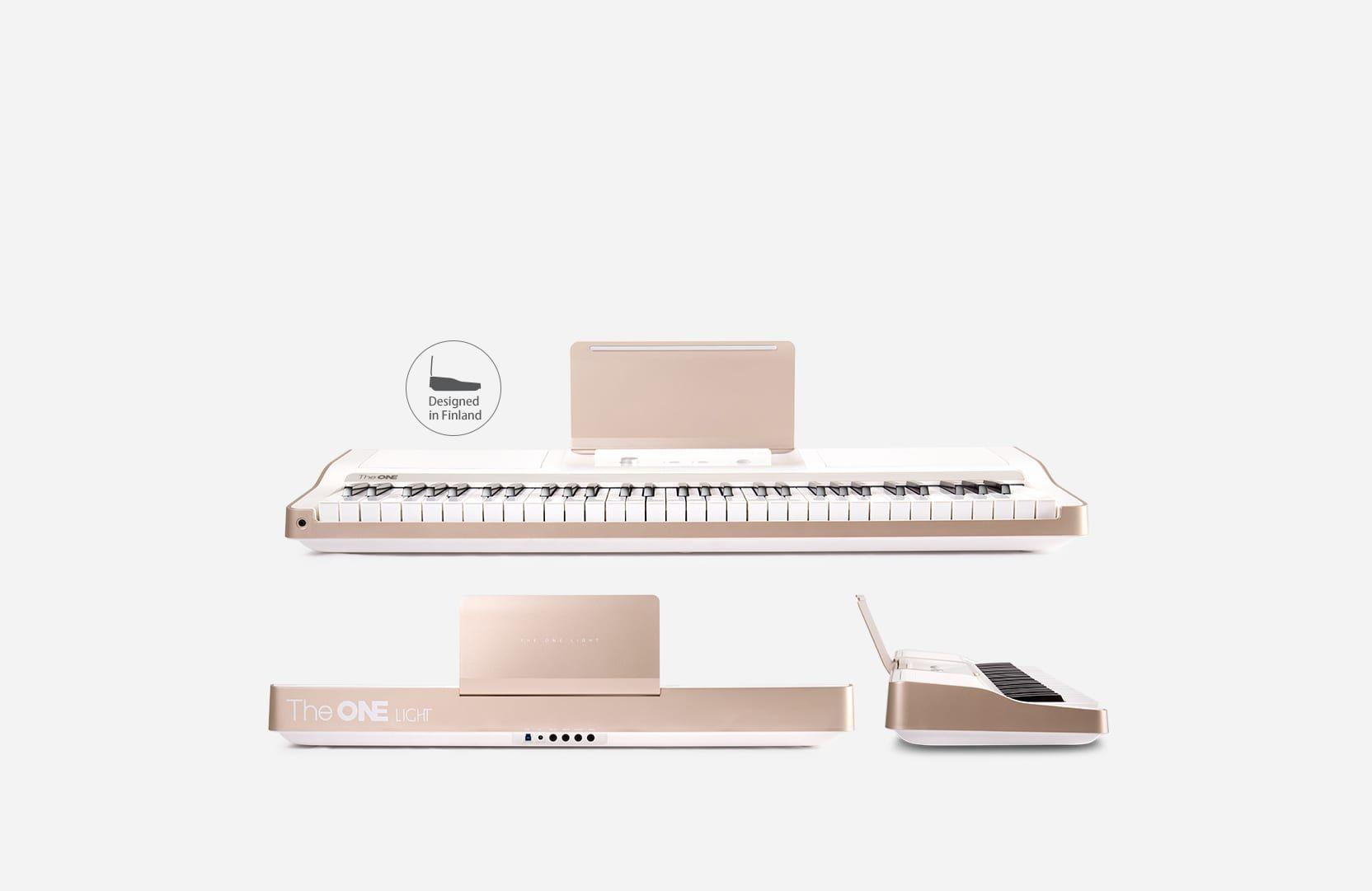 light keyboard key and lights