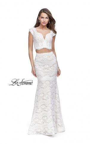La Femme Prom Dress 25918 | La Femme Prom Collection 2018 ...