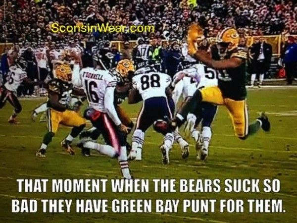 35 Best Memes Of Jay Cutler The Chicago Bears Getting Crushed By The Green Bay Packers Green Bay Packers Green Bay Green Bay Packers Players