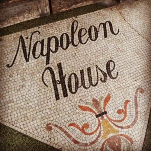 Hard to believe that the Napoleon House is over 200 years old