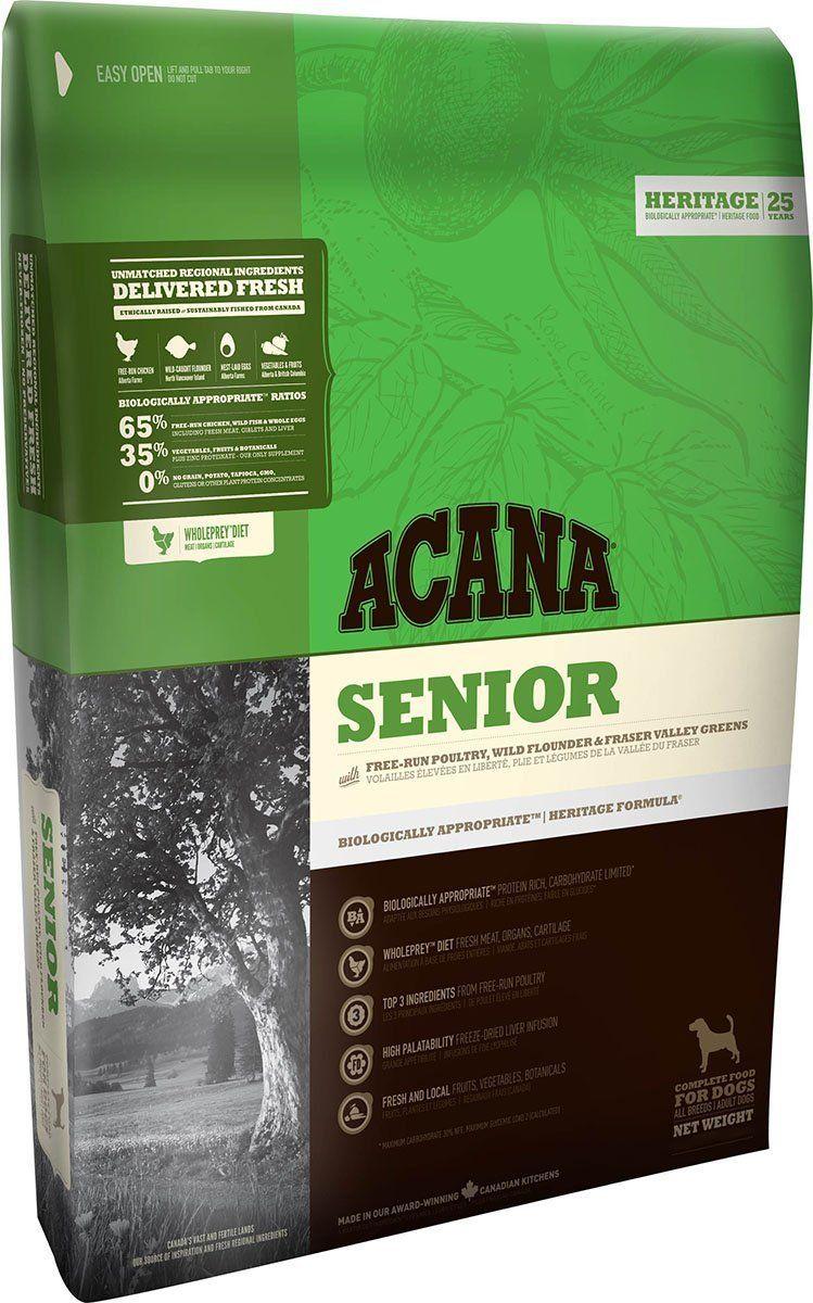 Acana heritage senior 114kg you can get more details