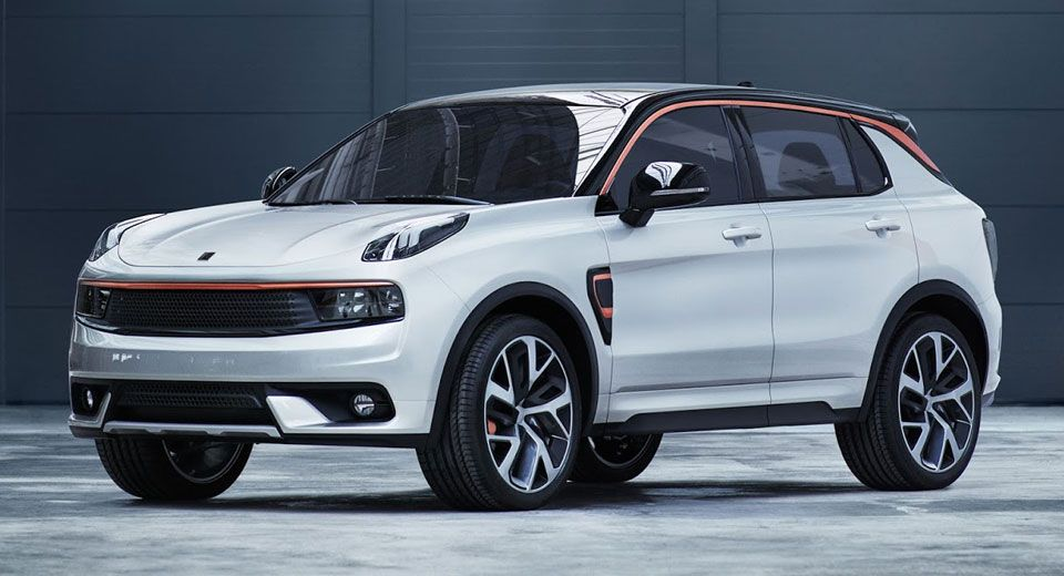 Geely S Newborn Lynk Co Launches Volvo Based 01 Compact Suv To Conquer The Us Europe Carscoops Suv Volvo Car Brands