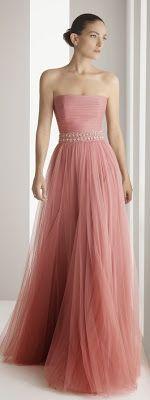 Moda De Modas Vestidos Color Palo Rosa Vestidos Color