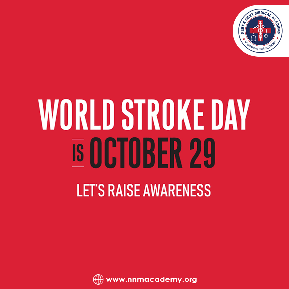 World Stroke Day World Stroke Day Medical Awareness