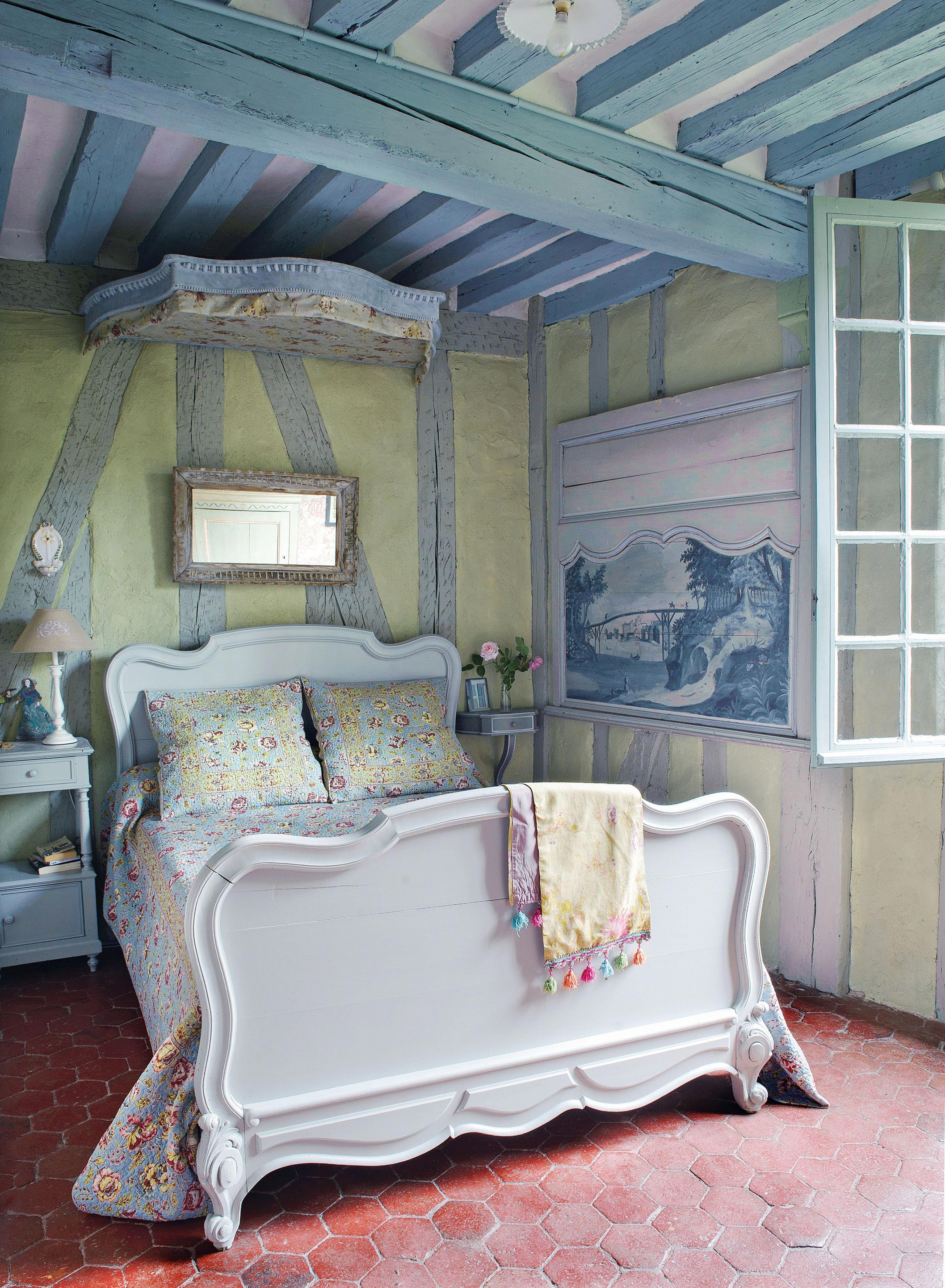 17 romantic French-style bedroom ideas | Real Homes # ...