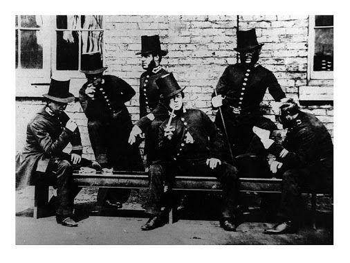 metropolitan police act