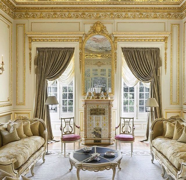 Chateau Style Rooms In The Dream Homes! Pinterest Céleste
