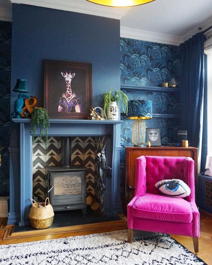 Maximalist Living Room Ideas In 2019