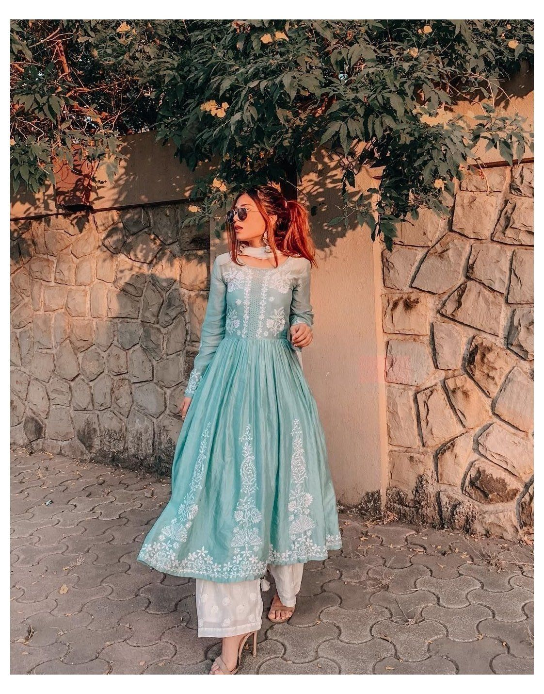 indian dresses to wear to a wedding gowns simple