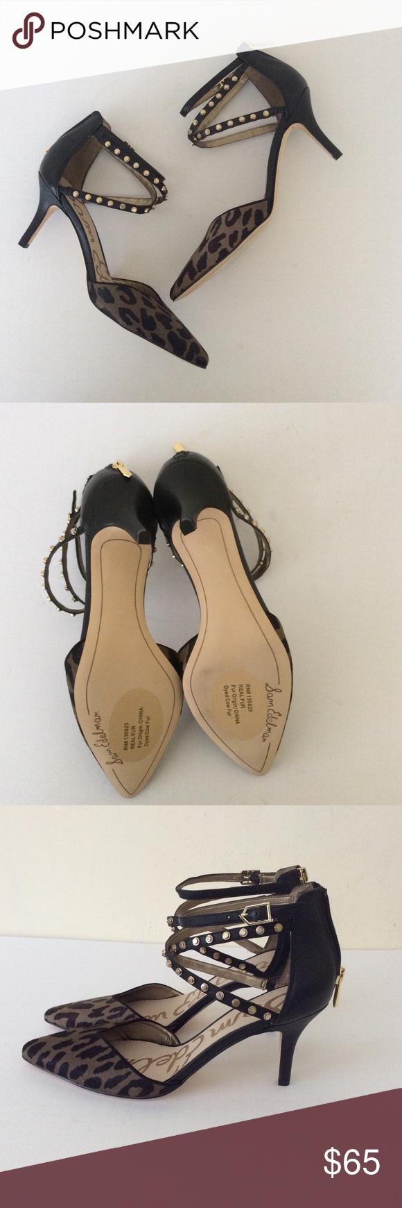 Sam Edelman Orla Olive Heels 9M Sam Edelman Orla Olive Heels 9M Sam Edelman Shoes Heels