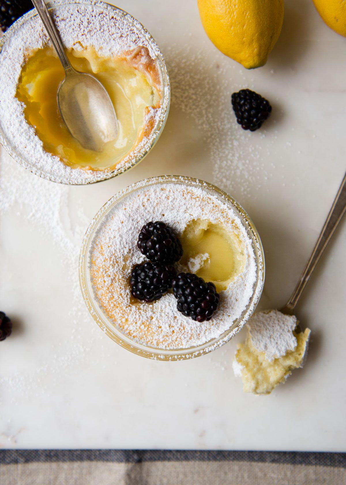 Blue apron desserts