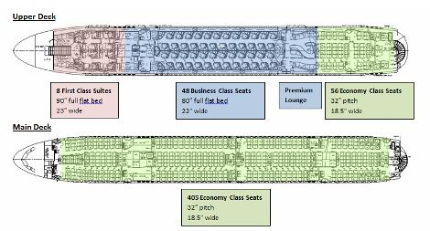 The First Of Sia S A380 Configurations