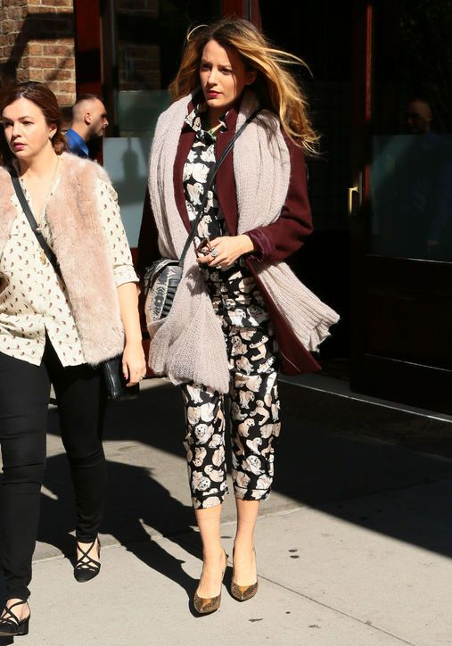 3 Ways Blake Lively Has Changed the Maternity Dressing Game