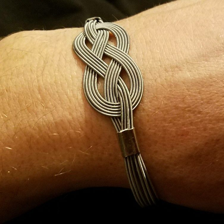 37+ Guitar string jewelry for men info