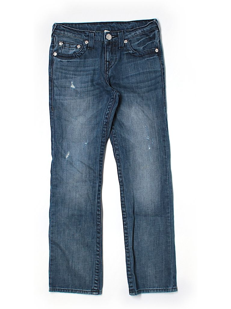 Check it out—True Religion Jeans for $31.99 at thredUP!