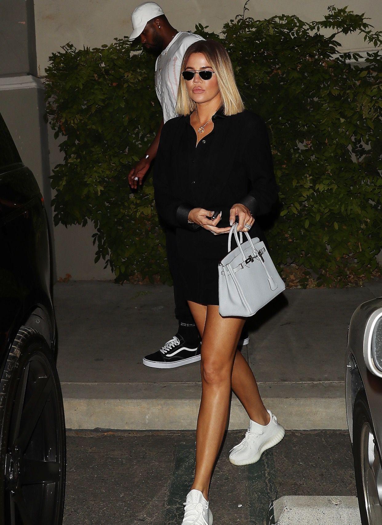 Khloe kardashian flannel shirt  Khloe and Tristan  Khloe Kardashian Style  Pinterest  Khloe