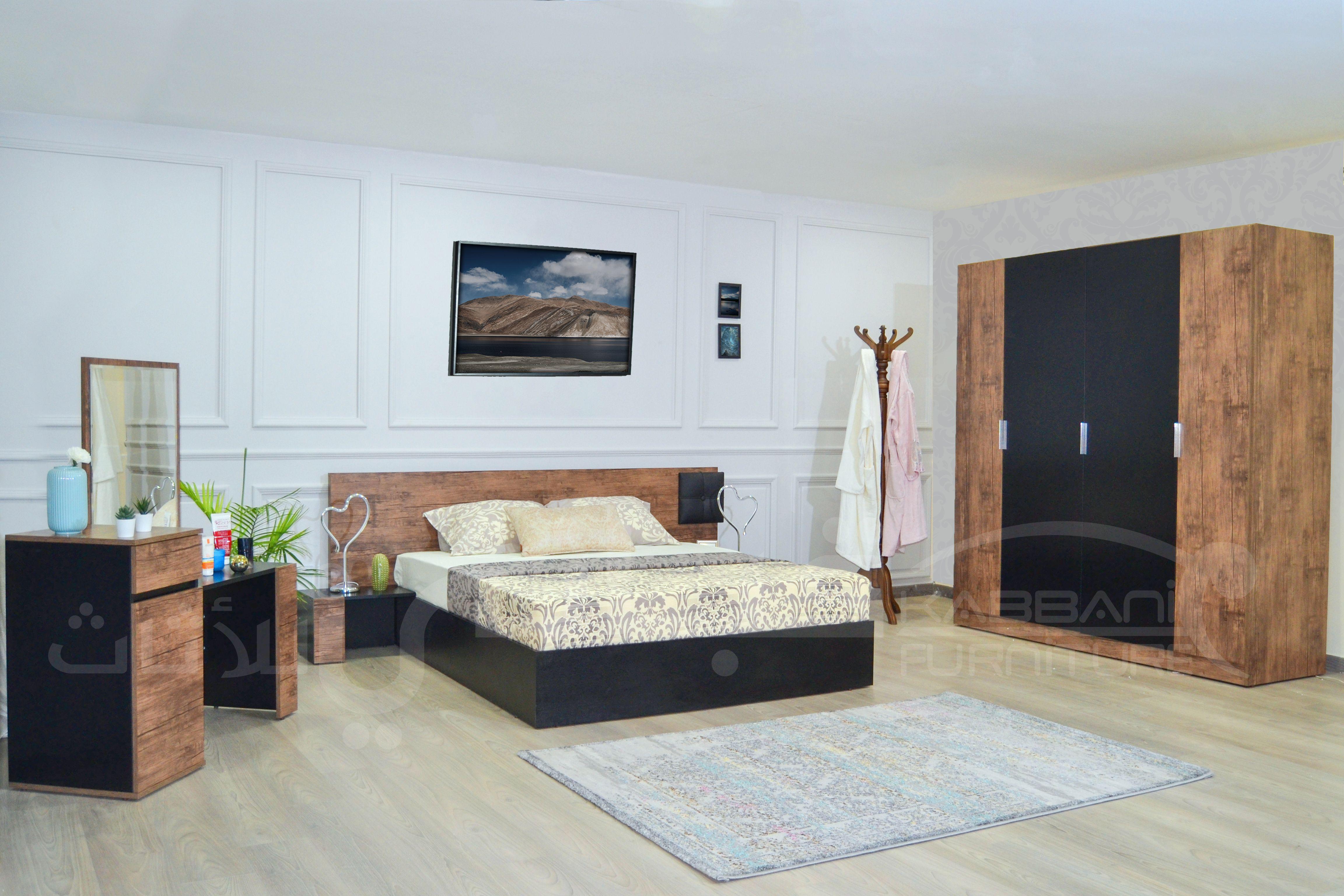 غرفة نوم جلاكسي Furniture Home Bedroom