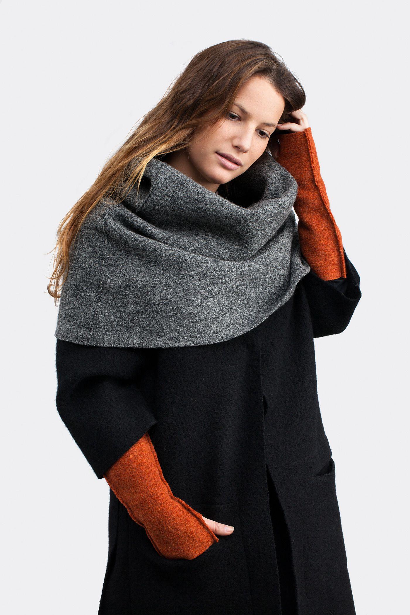 DIY Wool Snood weneedle.com